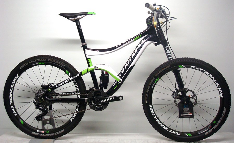 CANNONDALE TRIGGER CARBON TEAM REPLICA 26``