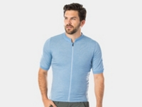 Bontrager Jersey Adventure Wool Large Chambray Blue